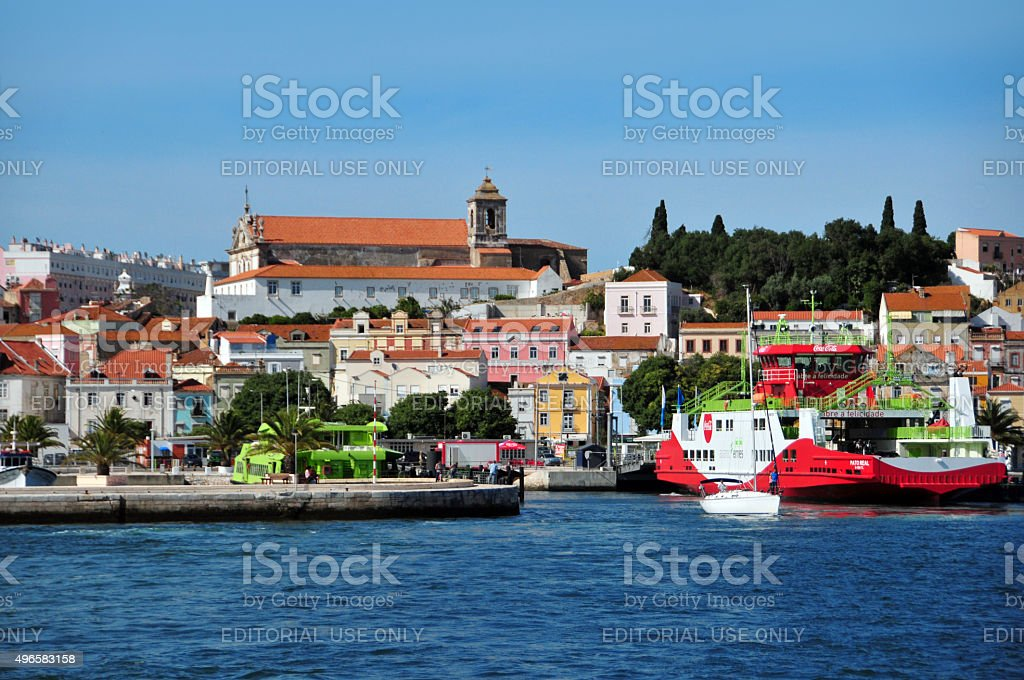 Setubal, Portugal stock photo