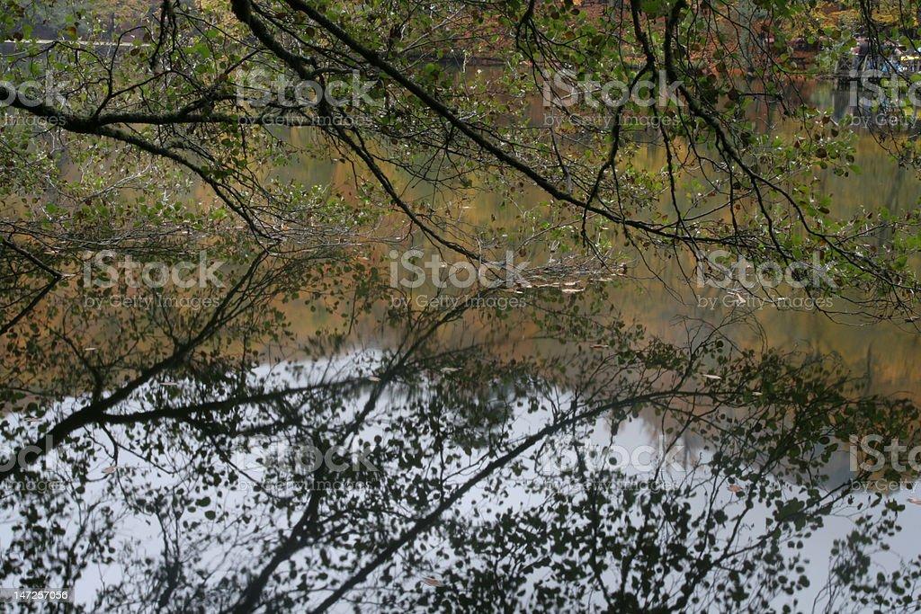 seven lakes royalty-free stock photo