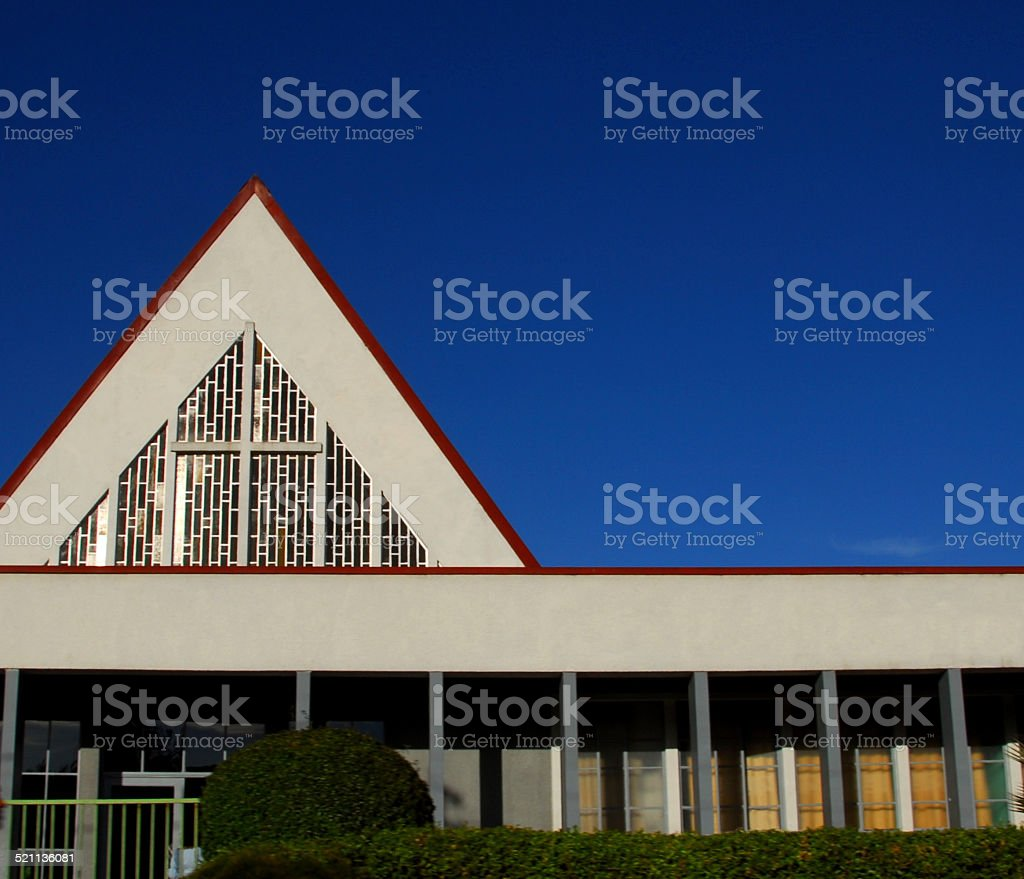 Seventh-day Adventist Church - Africa stock photo