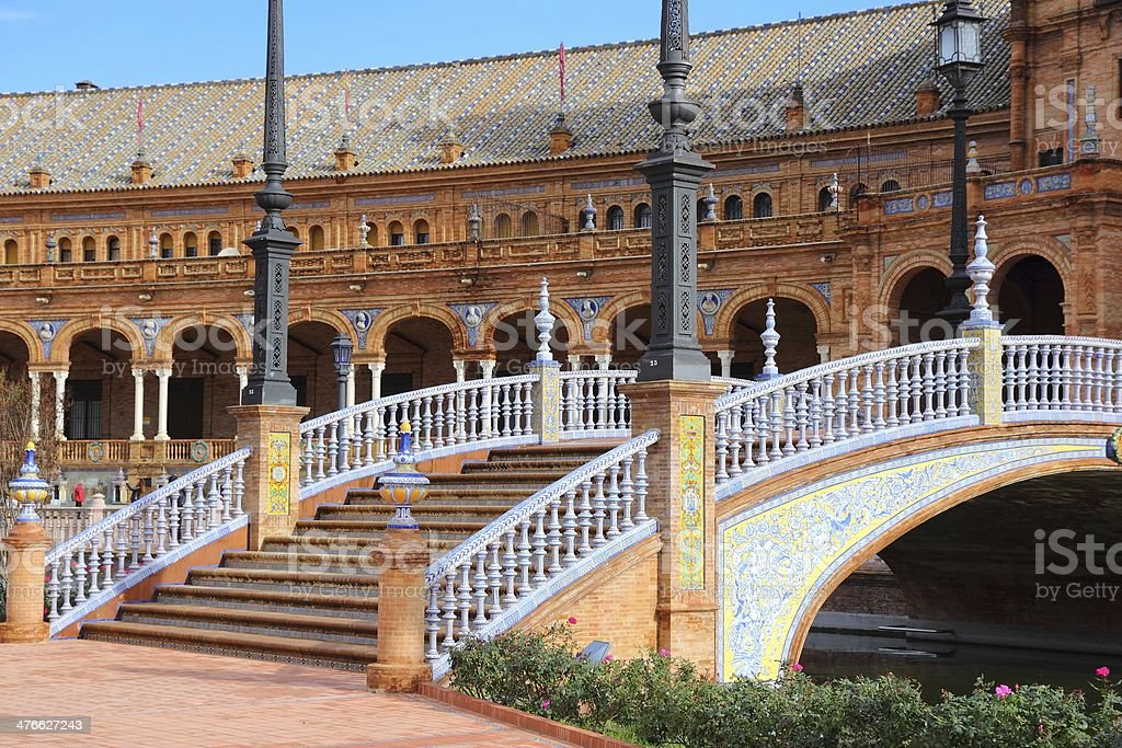 Sevilla, Spain royalty-free stock photo