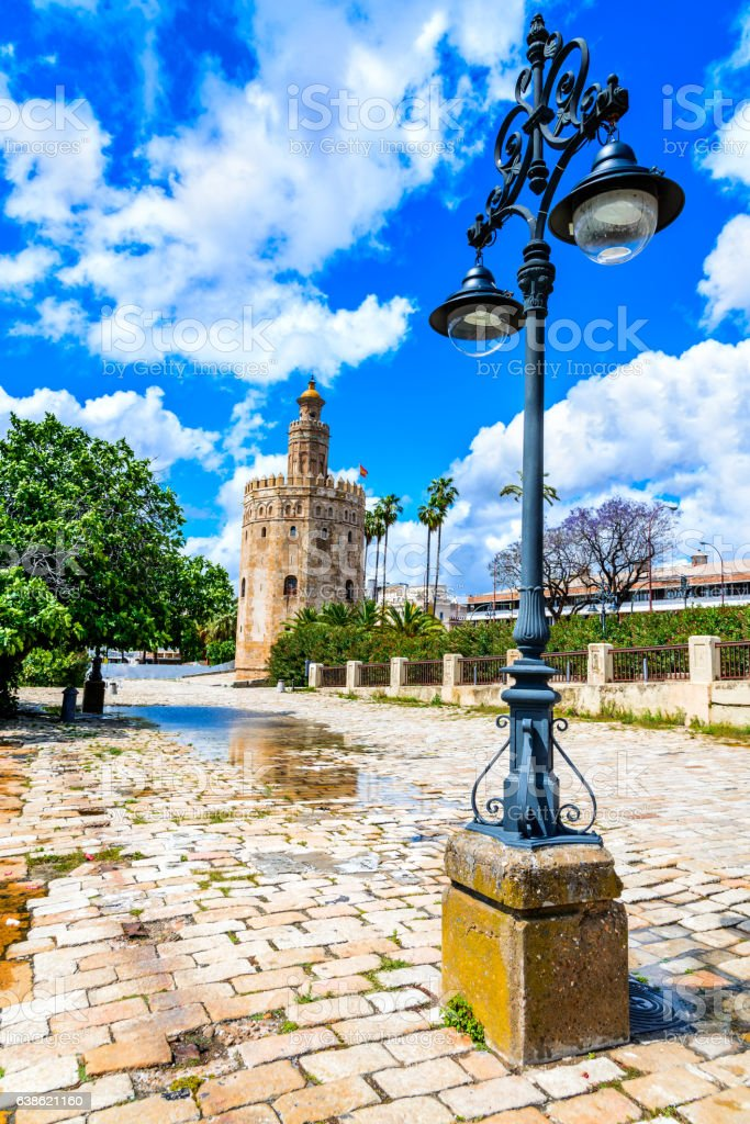 Seville - Andalusia, Spain stock photo