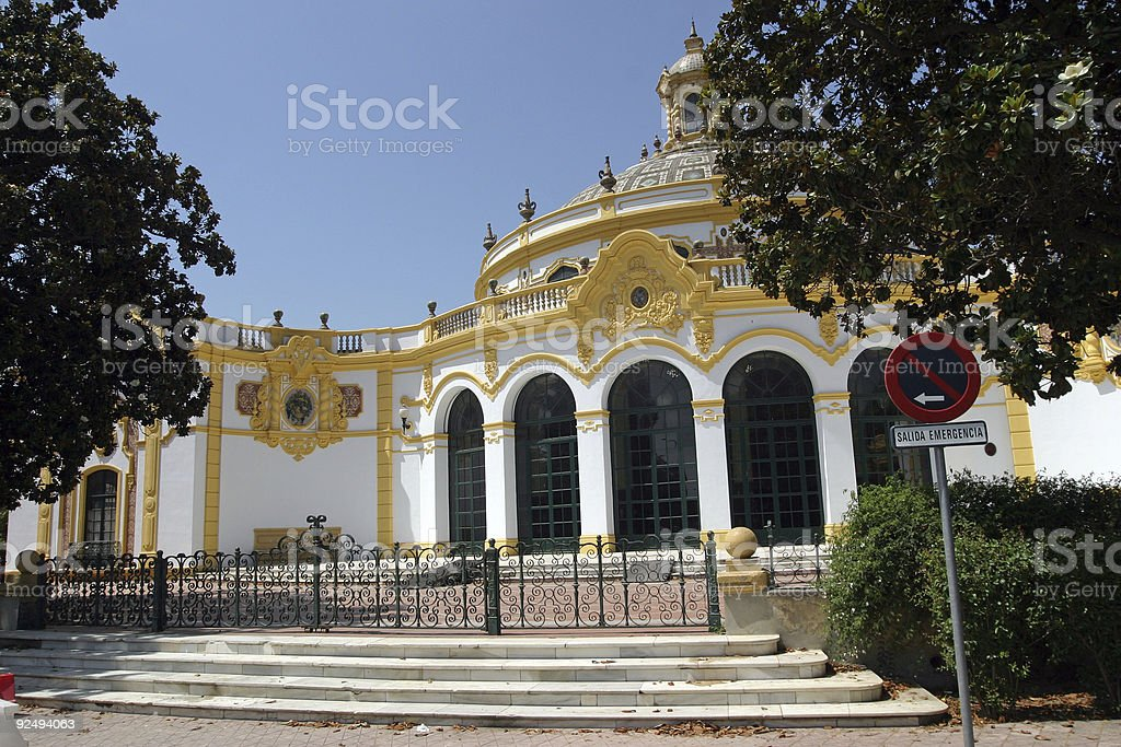 Seville City Tour [1] royalty-free stock photo