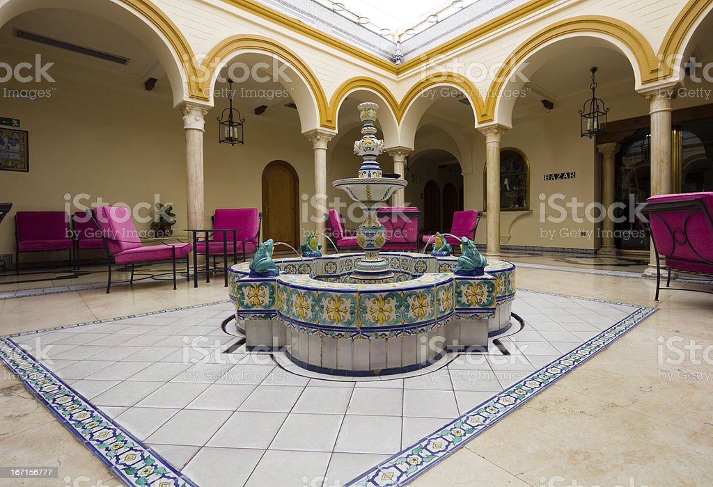 Seville in Andalucia, Spain royalty-free stock photo