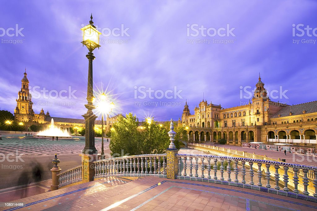 Sevilla stock photo