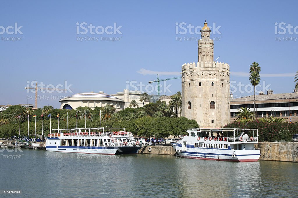 Seville. royalty-free stock photo