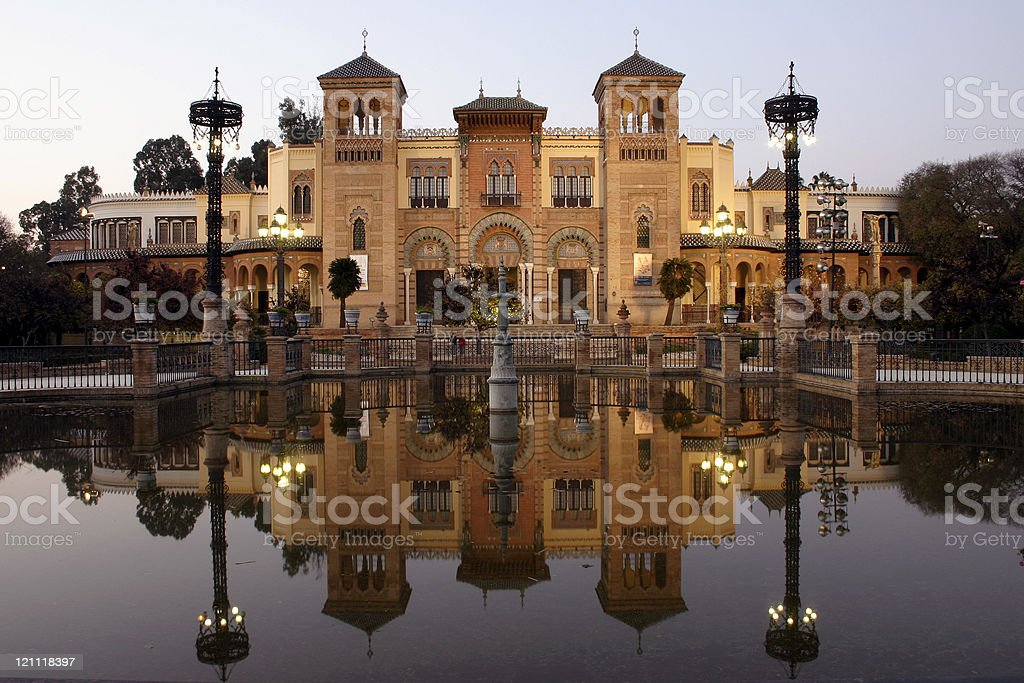 Seville - Spain royalty-free stock photo