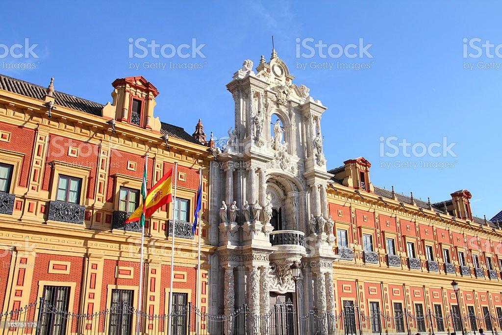 Seville, Spain stock photo