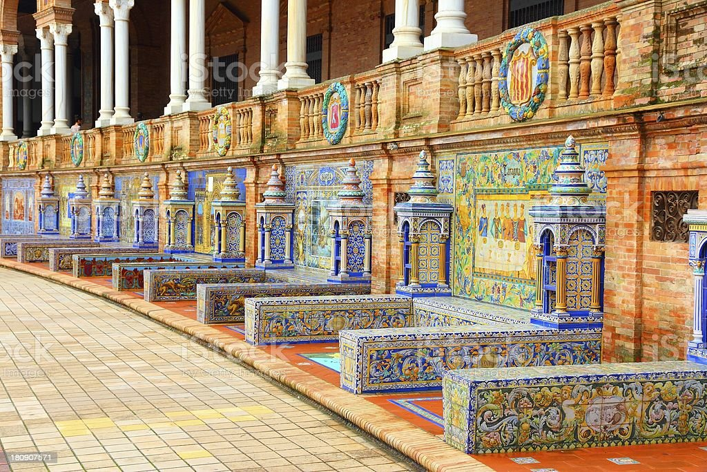 Sevilla, Spain royalty-free stock photo