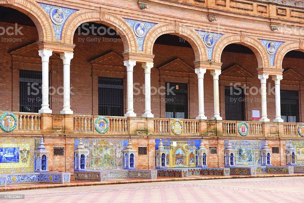 Seville, Spain royalty-free stock photo