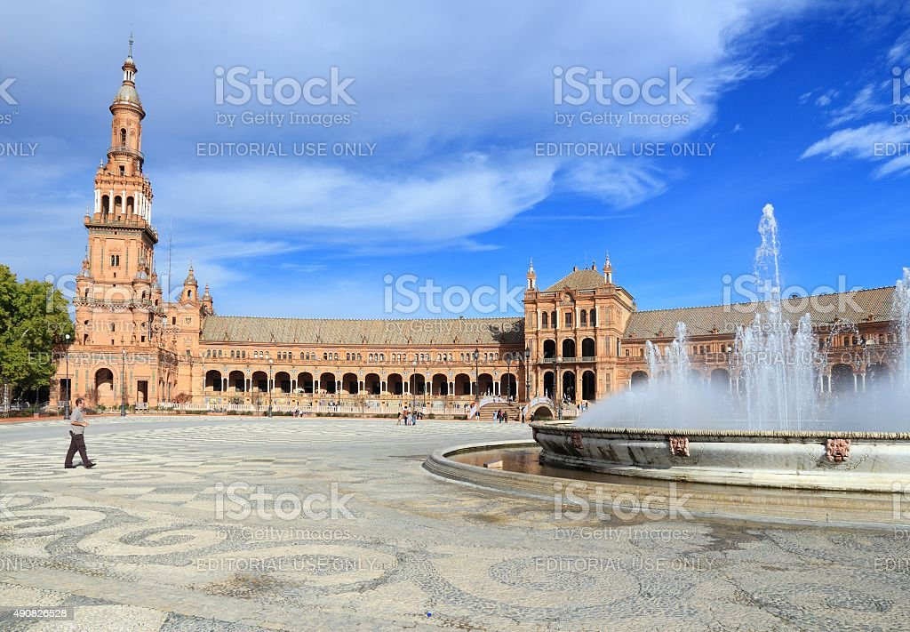Seville, Spain stock photo