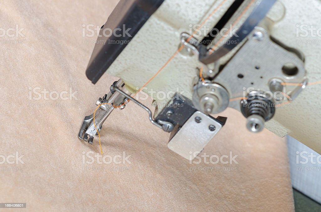 Sewing machine royalty-free stock photo