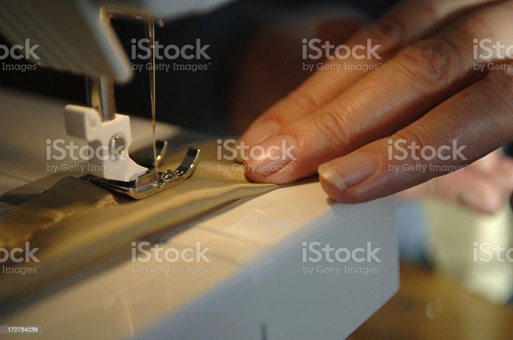 sewing machine series royalty-free stock photo