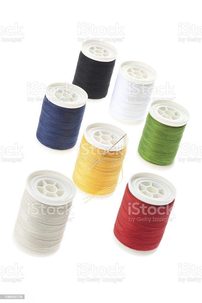 Sewing set royalty-free stock photo