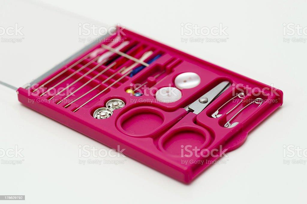 Sewing set (XXXLarge) stock photo