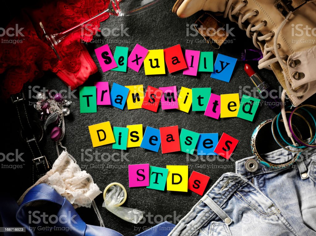 Sex and Sexually Transmitted Diseases stock photo