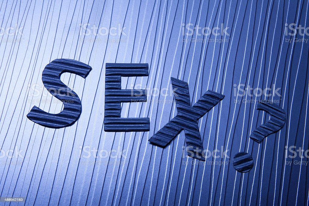 sex education stock photo