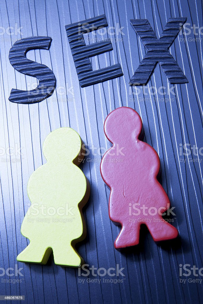 sex issues stock photo
