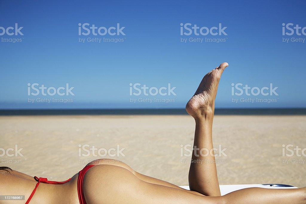 Sex on the Beach royalty-free stock photo