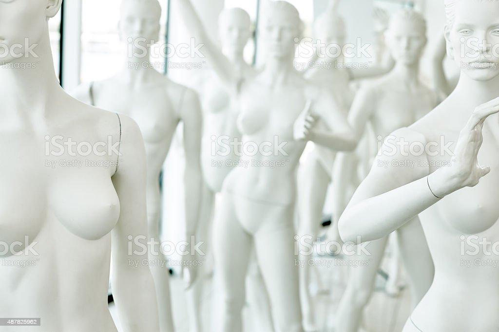 Sexism stock photo