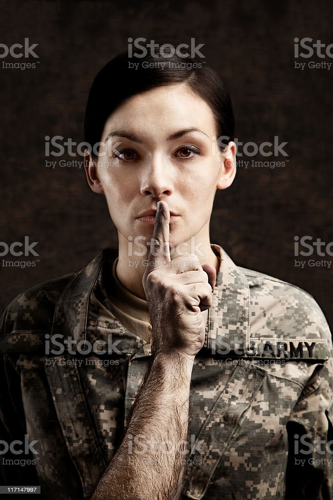 Sexual Harrassment royalty-free stock photo