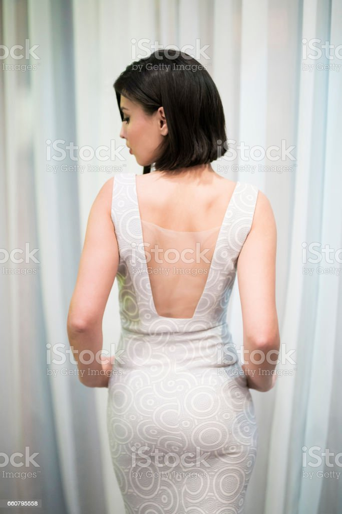 Sexy Back stock photo