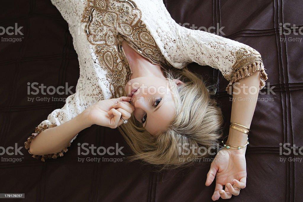 Sexy Beauty royalty-free stock photo