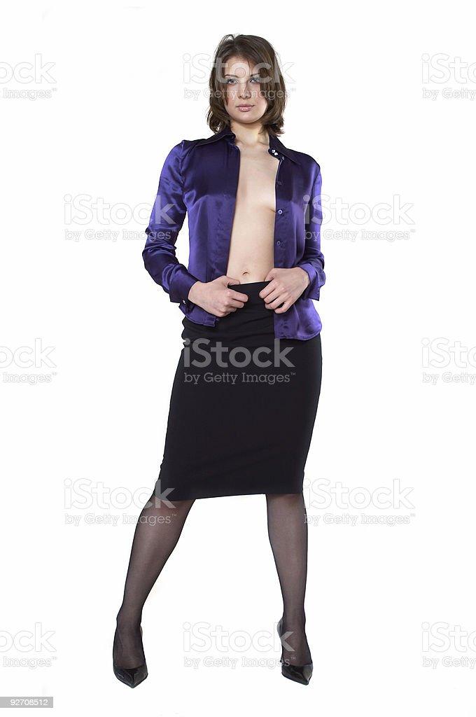 Sexy beauty stock photo