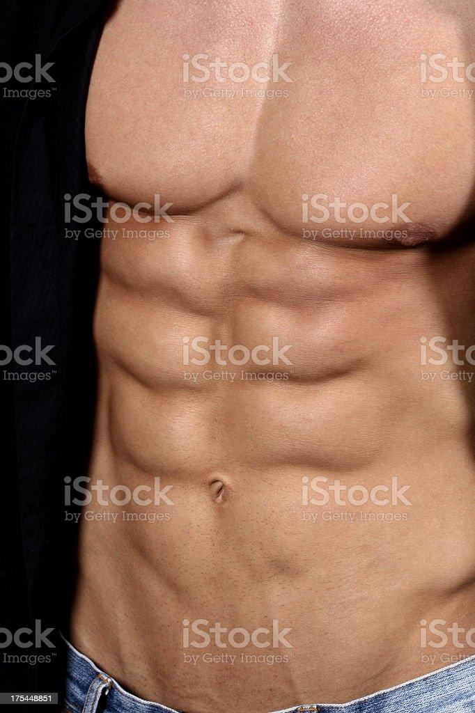 Sexy body royalty-free stock photo