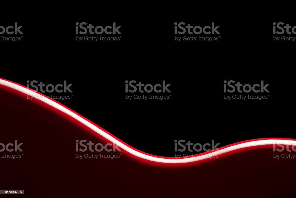 Sexy curve royalty-free stock photo
