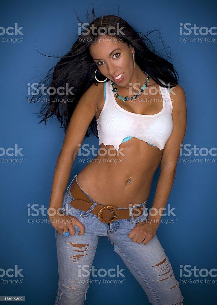 Sexy Fashion royalty-free stock photo