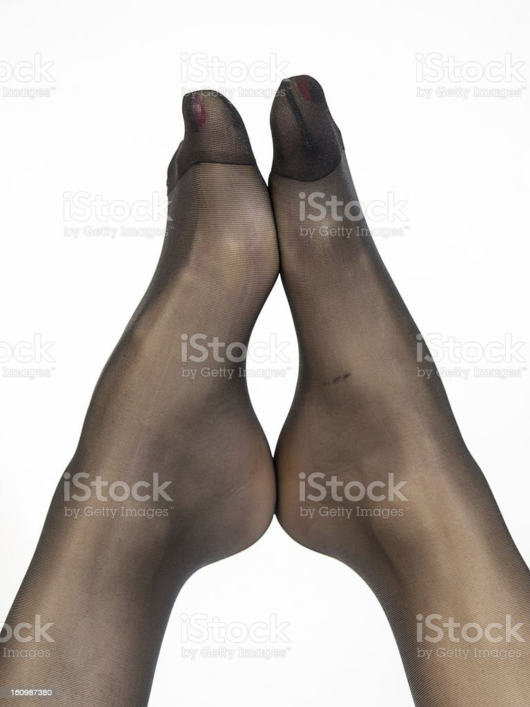 Sexy Feet royalty-free stock photo