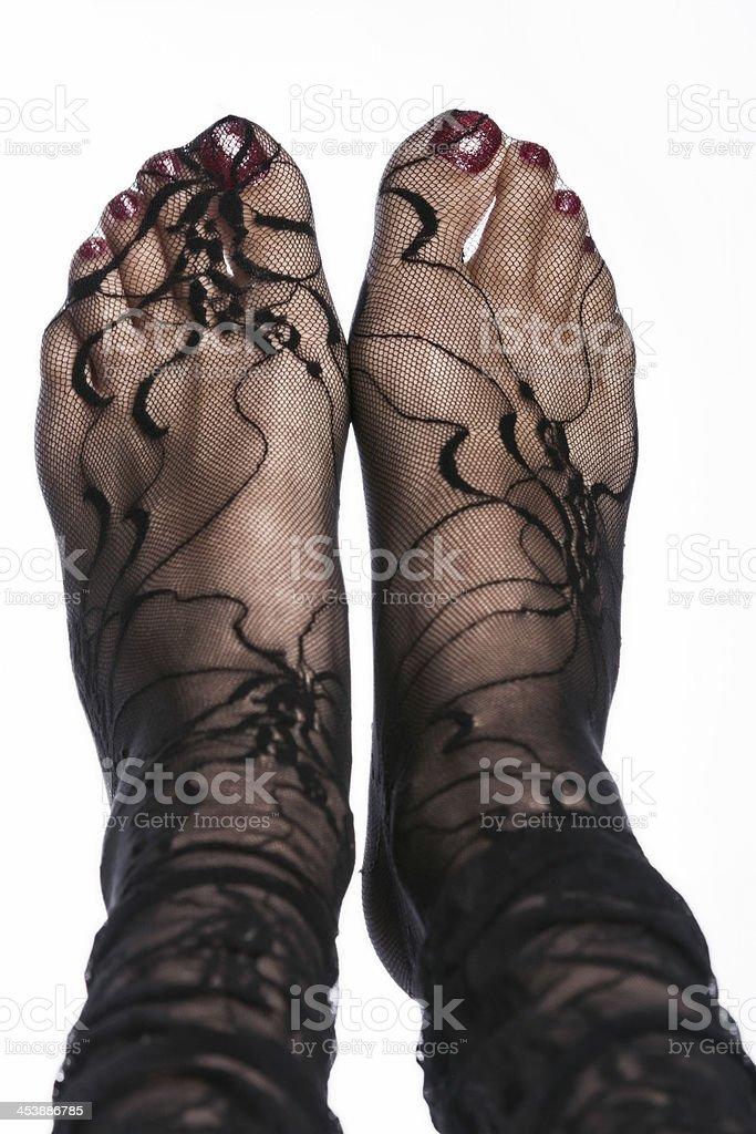 Sexy Feet royalty-free stock photo