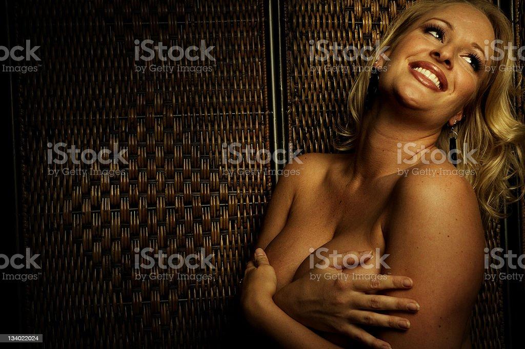 Sexy Female Model royalty-free stock photo