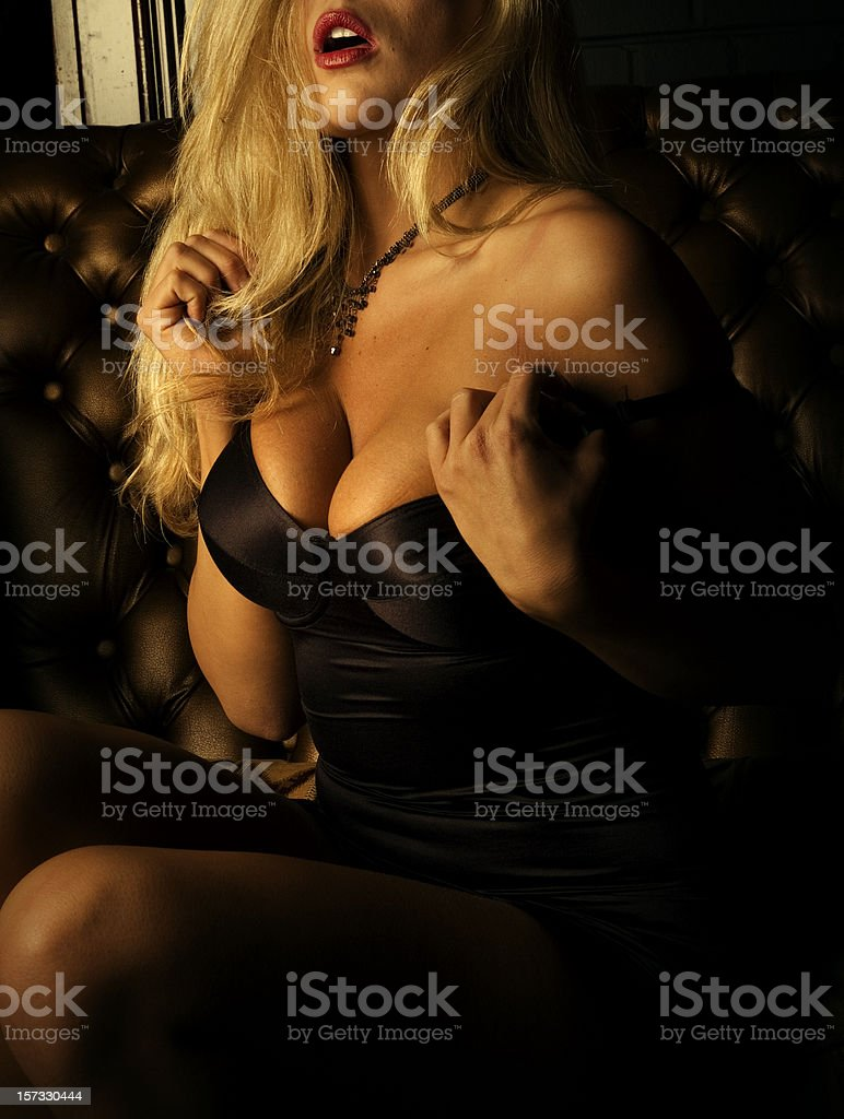 Sexy female Model royalty-free stock photo