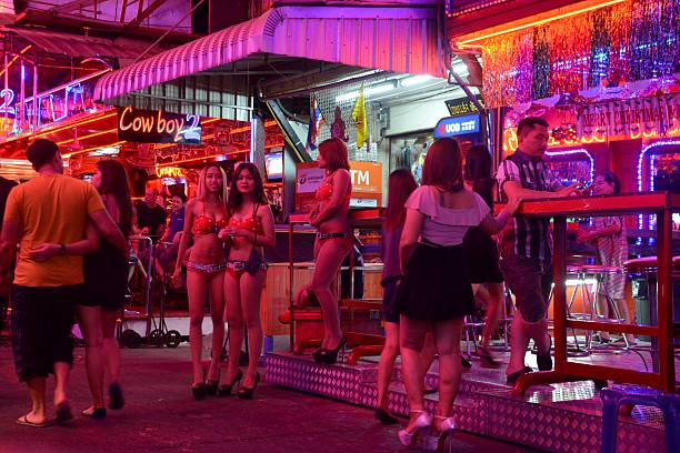 Thailand Prostitute Bangkok Red Light Pictures, Images and