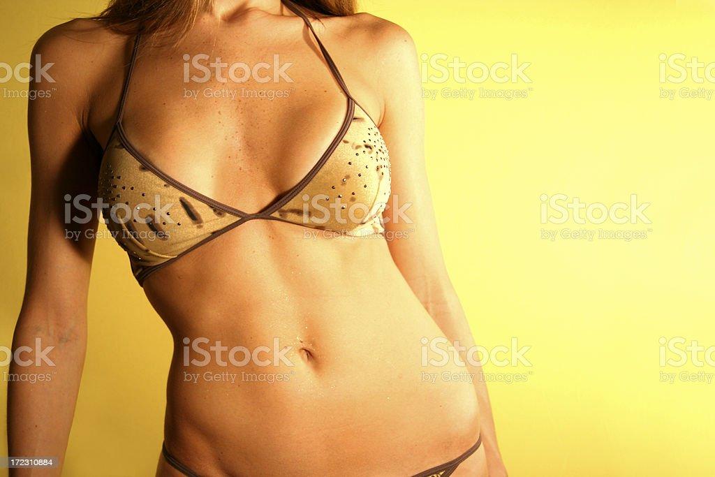 Sexy Glam royalty-free stock photo