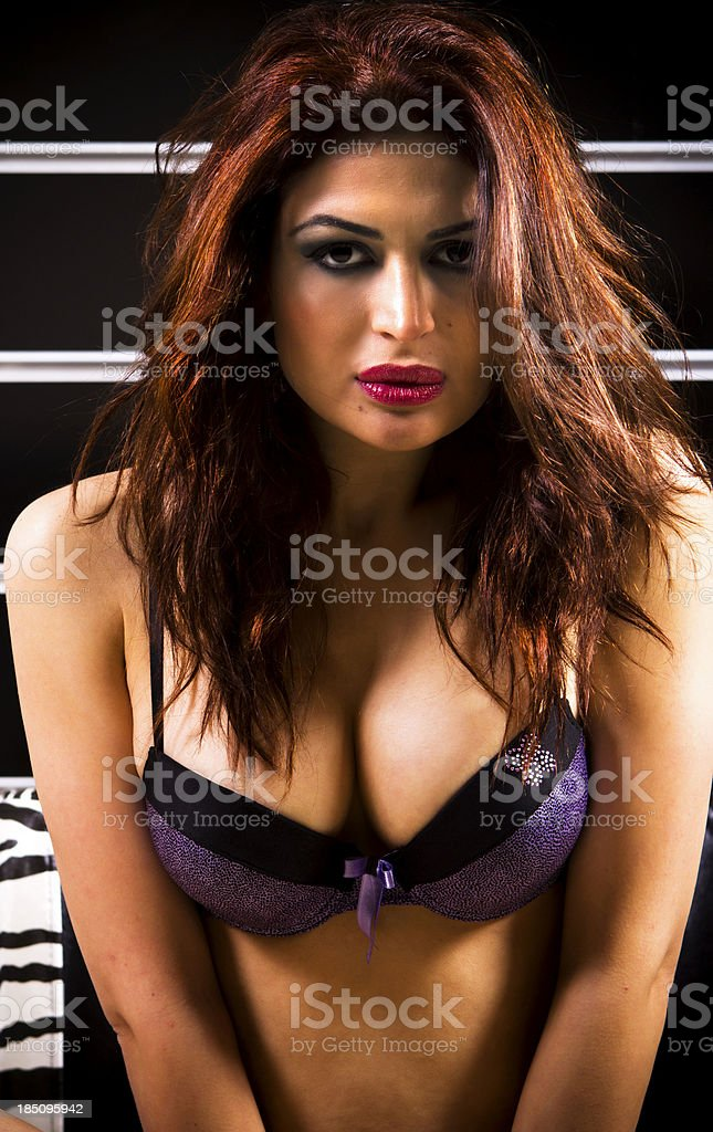 Latina grande sexy