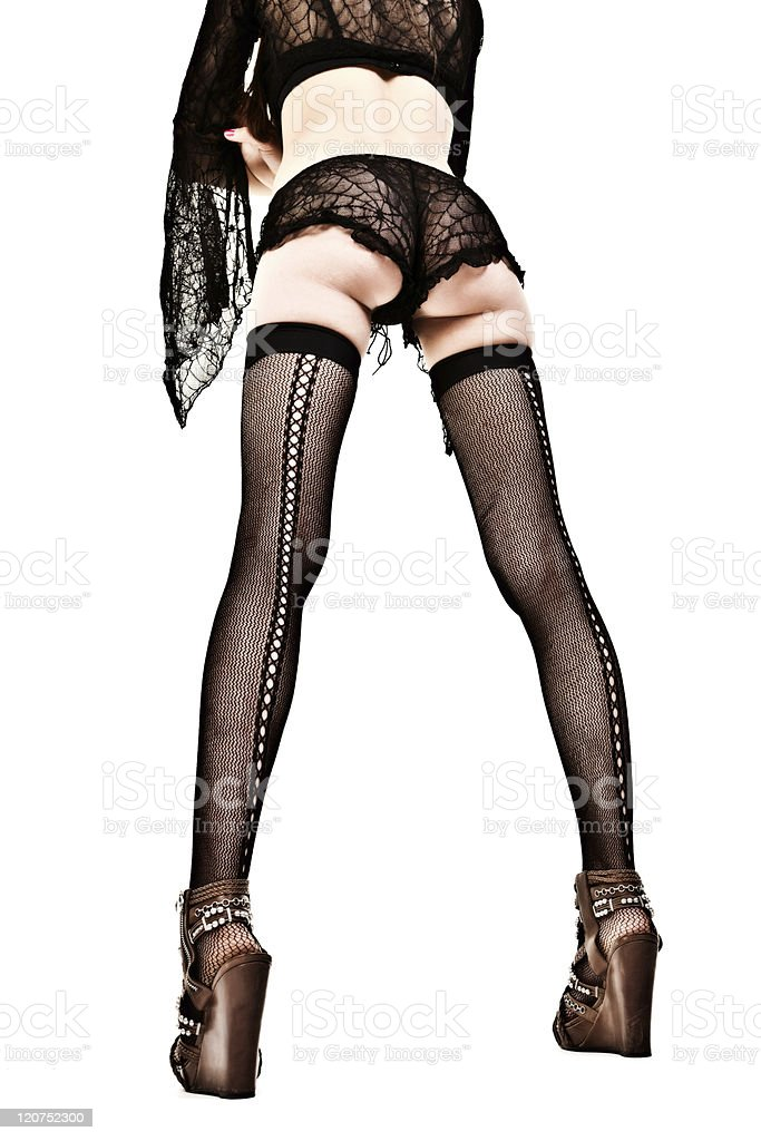 Sexy Legs stock photo