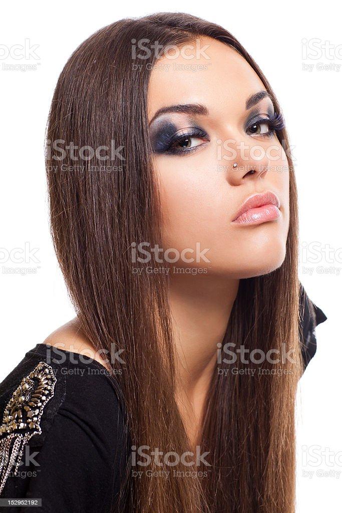 look sexy photo libre de droits