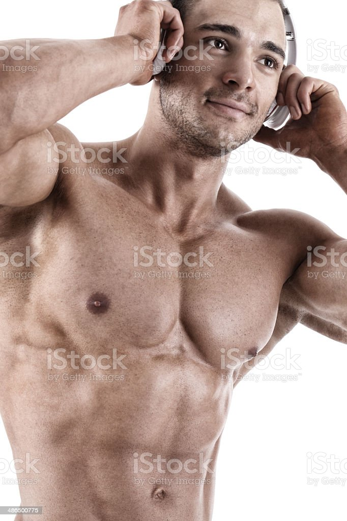 Sexy music royalty-free stock photo