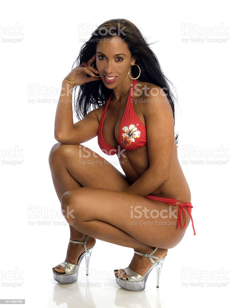 Sexy Swimwear stock photo