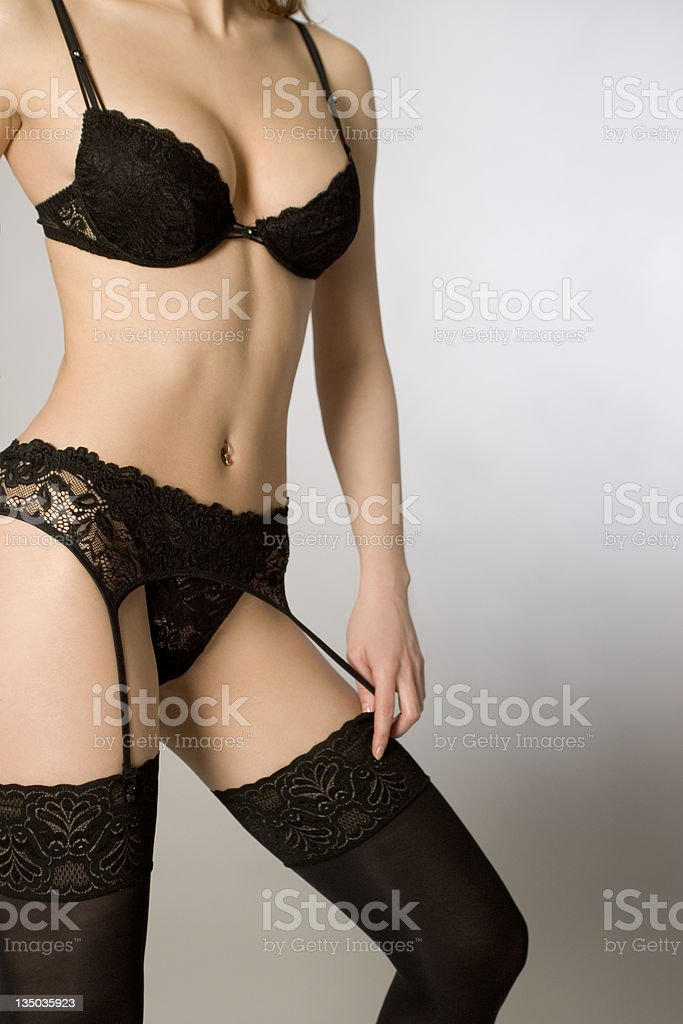sexy underwear royalty-free stock photo