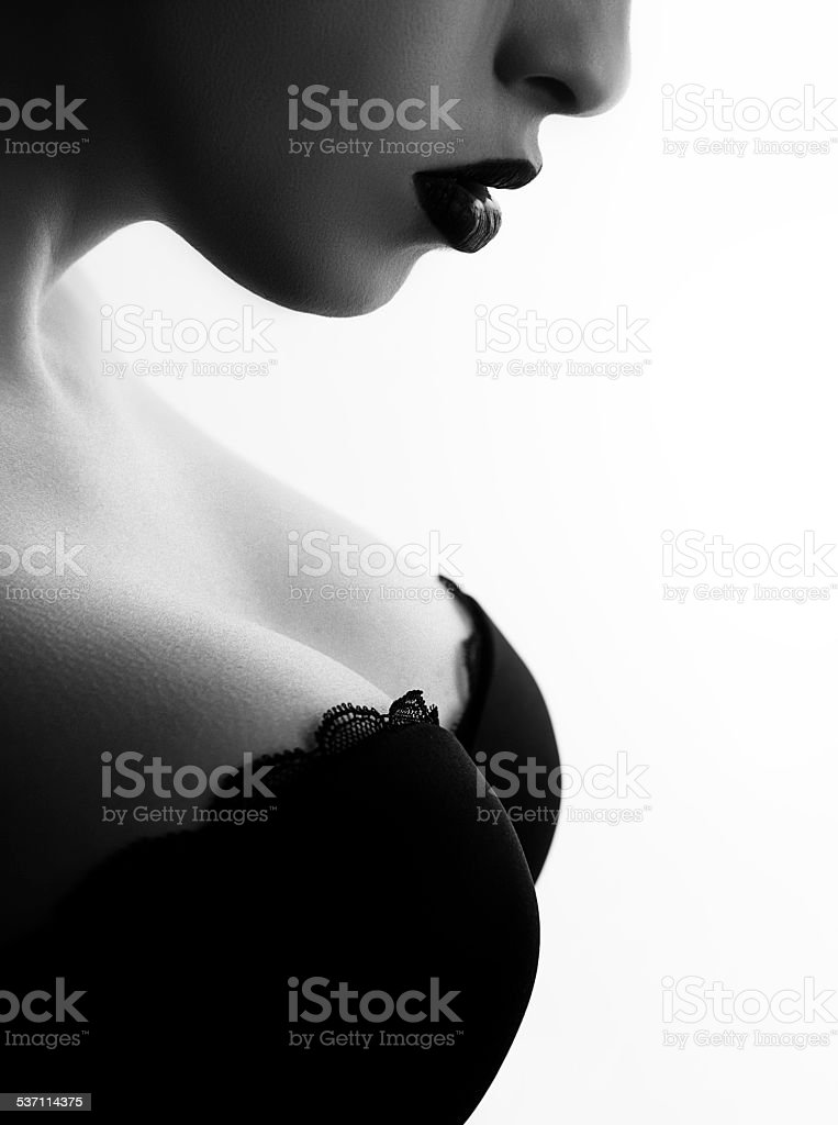 sexy woman stock photo