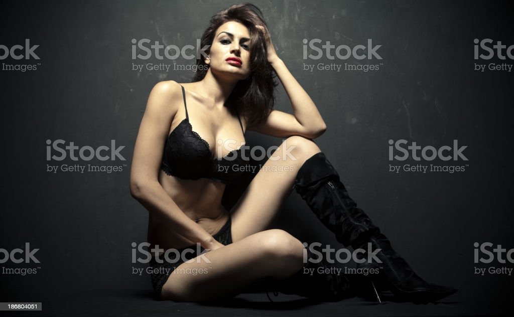 Sexy women royalty-free stock photo
