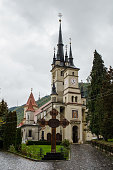 Sfântul Nicolae church in Brasov, Romania