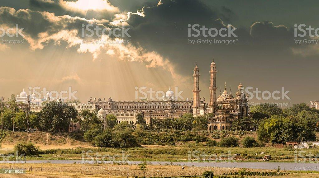 Shaan-E-Awadh (Lucknow) stock photo
