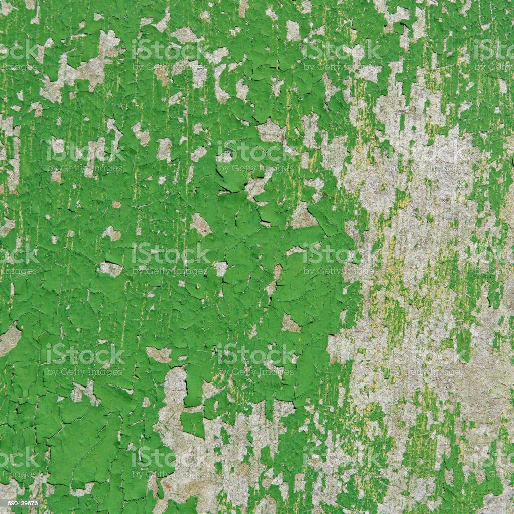 Shabby green color stock photo
