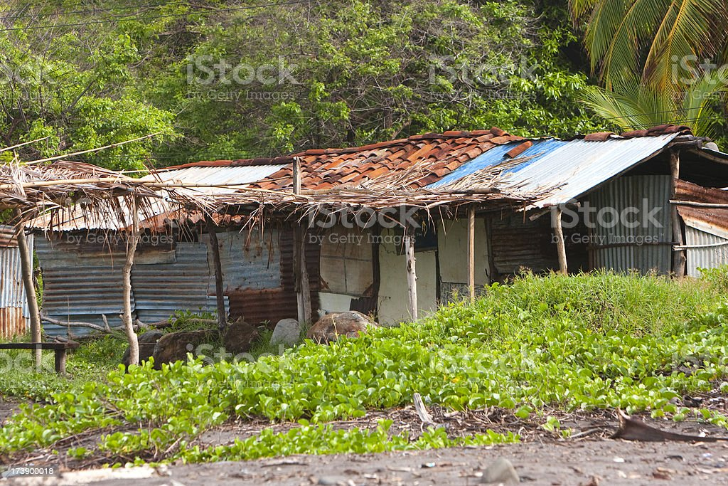 shack royalty-free stock photo