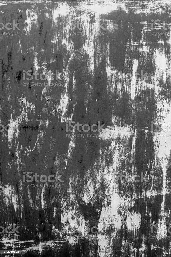 Shade layer Black and white background stock photo