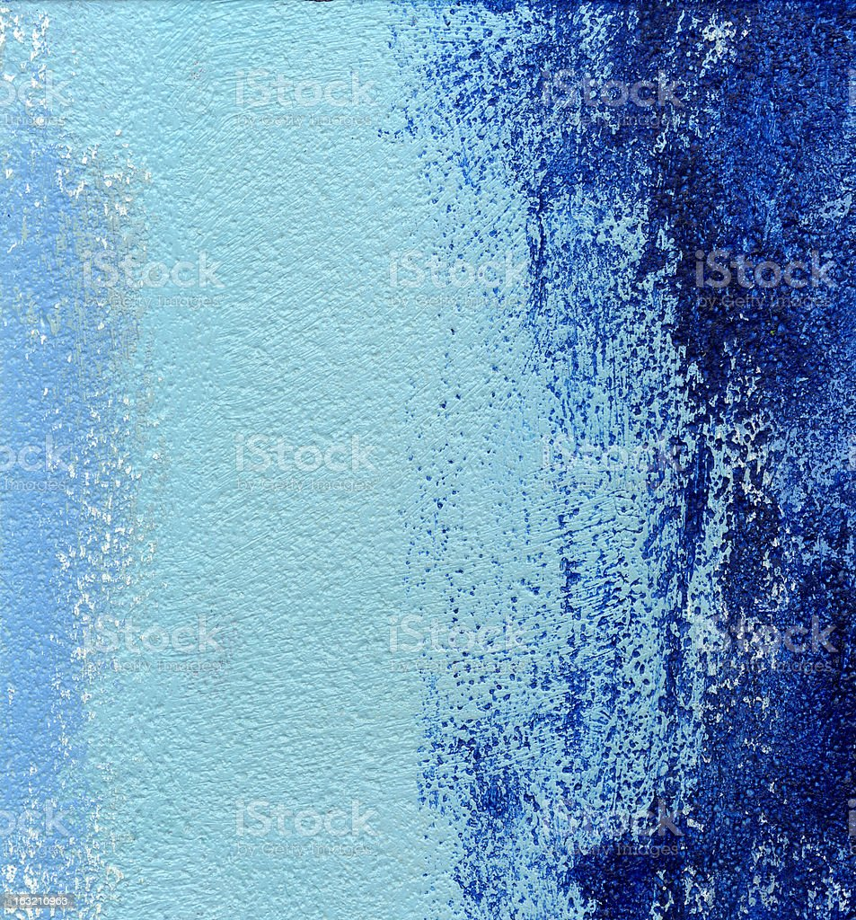 Shades of Blue royalty-free stock photo
